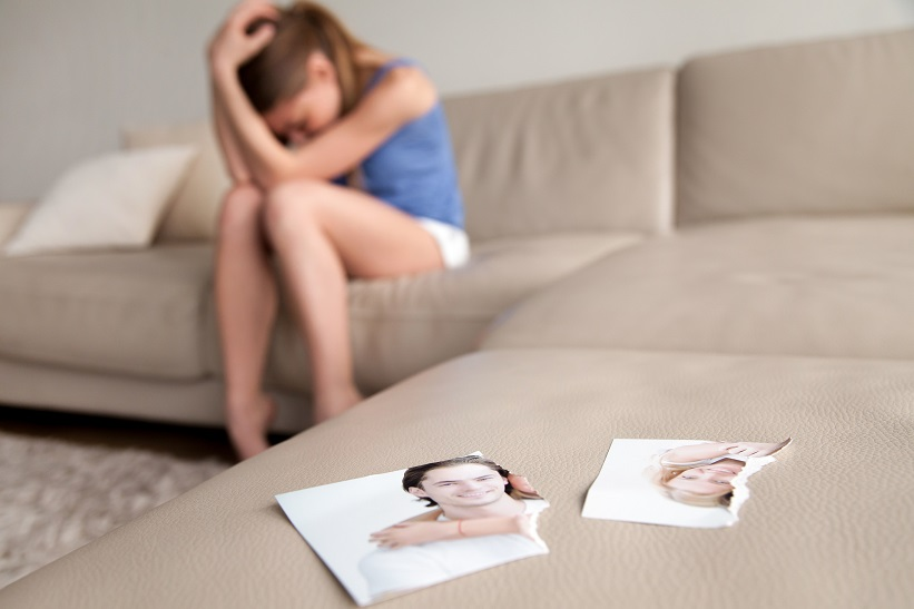 Helping Your Teen Cope with Their First Heartbreak
