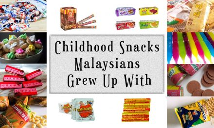 12 Childhood Snacks Malaysians Grew Up With