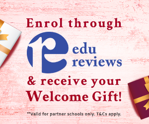 Edu Reviews Welcome Gift