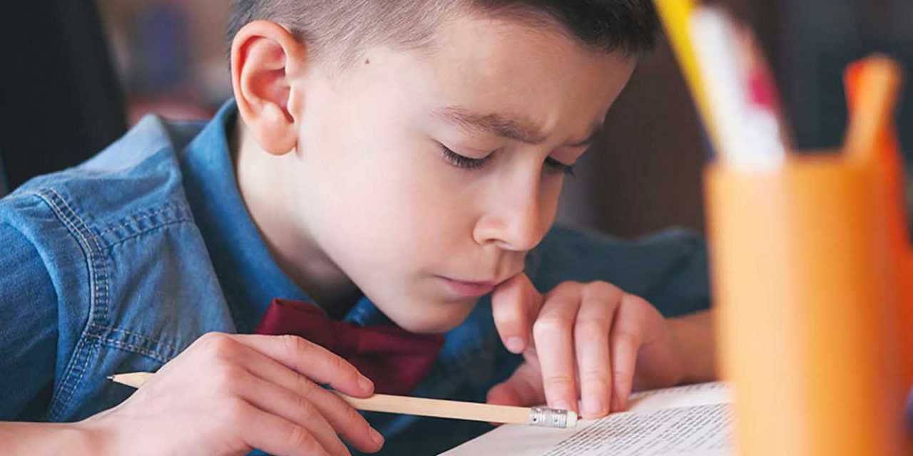 Slow in Writing? Your Child Might Have Dysgraphia