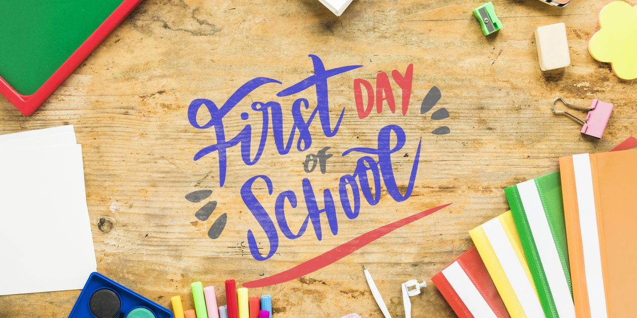 5 Parenting Tips for First Day of School