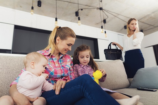 What makes a good nanny or daycare