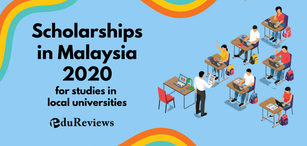 Scholarships in Malaysia 2020 (for local studies)