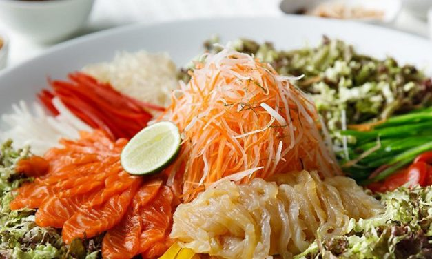 How to Make The Perfect Yee Sang at Home