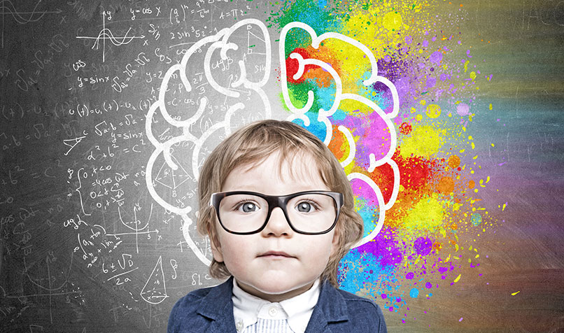 Develop Creativity in Your Child At Anithink Creativity Education