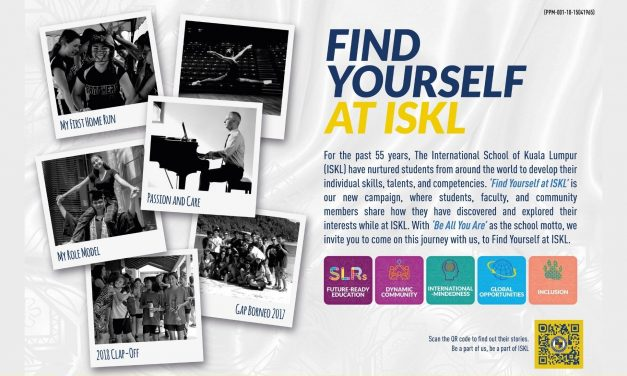 Find Yourself at The International School of Kuala Lumpur!