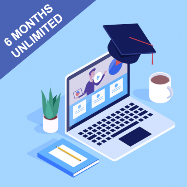 EduReviews eTuition Unlimited 6 Month