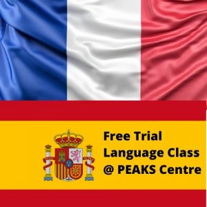 Free Trial Spanish French Language Class