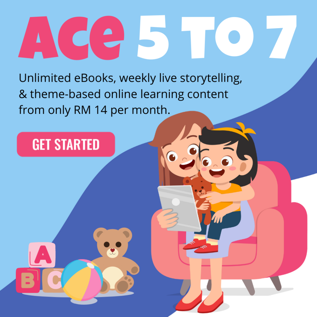 EduReviews eLearning ACE Programme for 5 to 7 years old