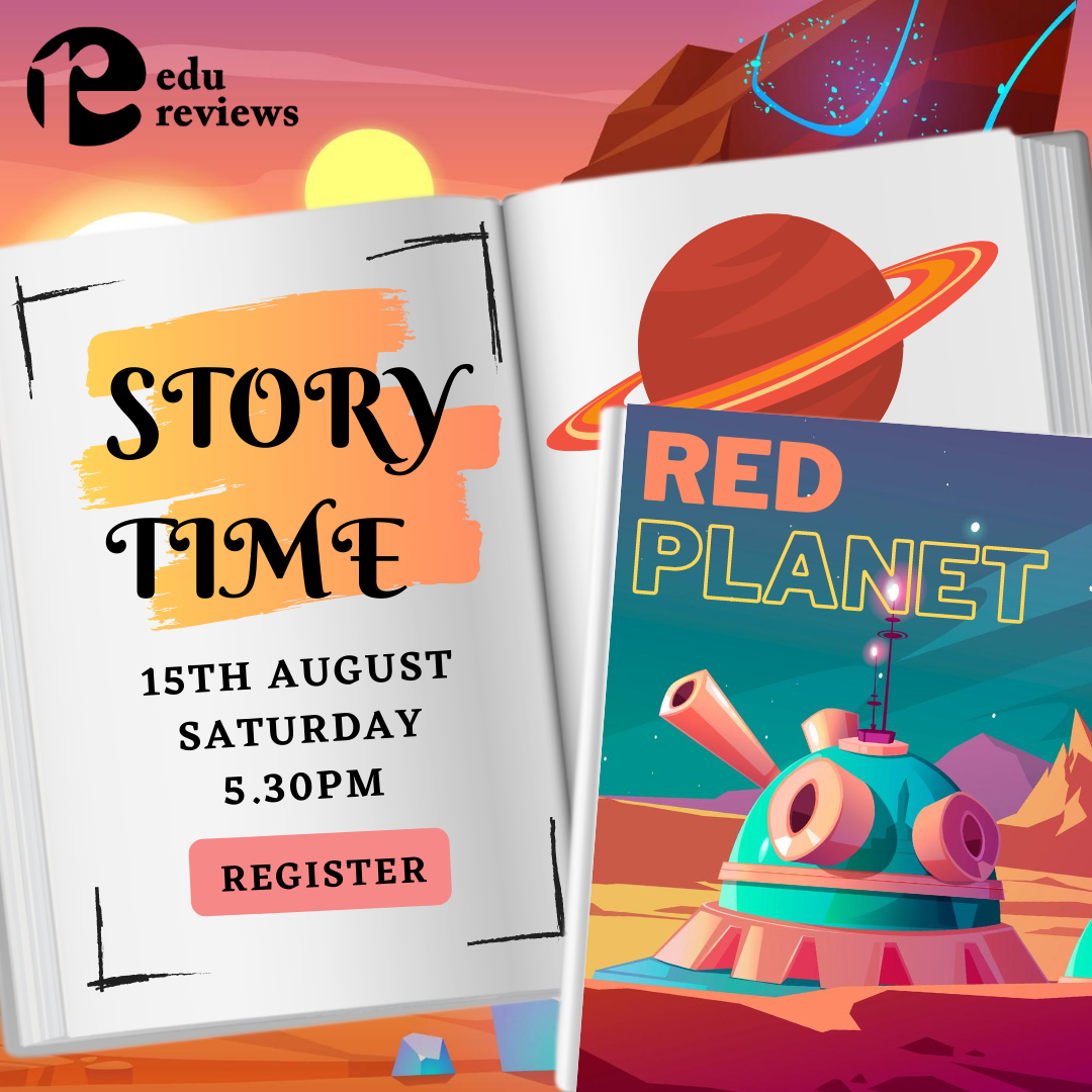 Story Time_Red Planet