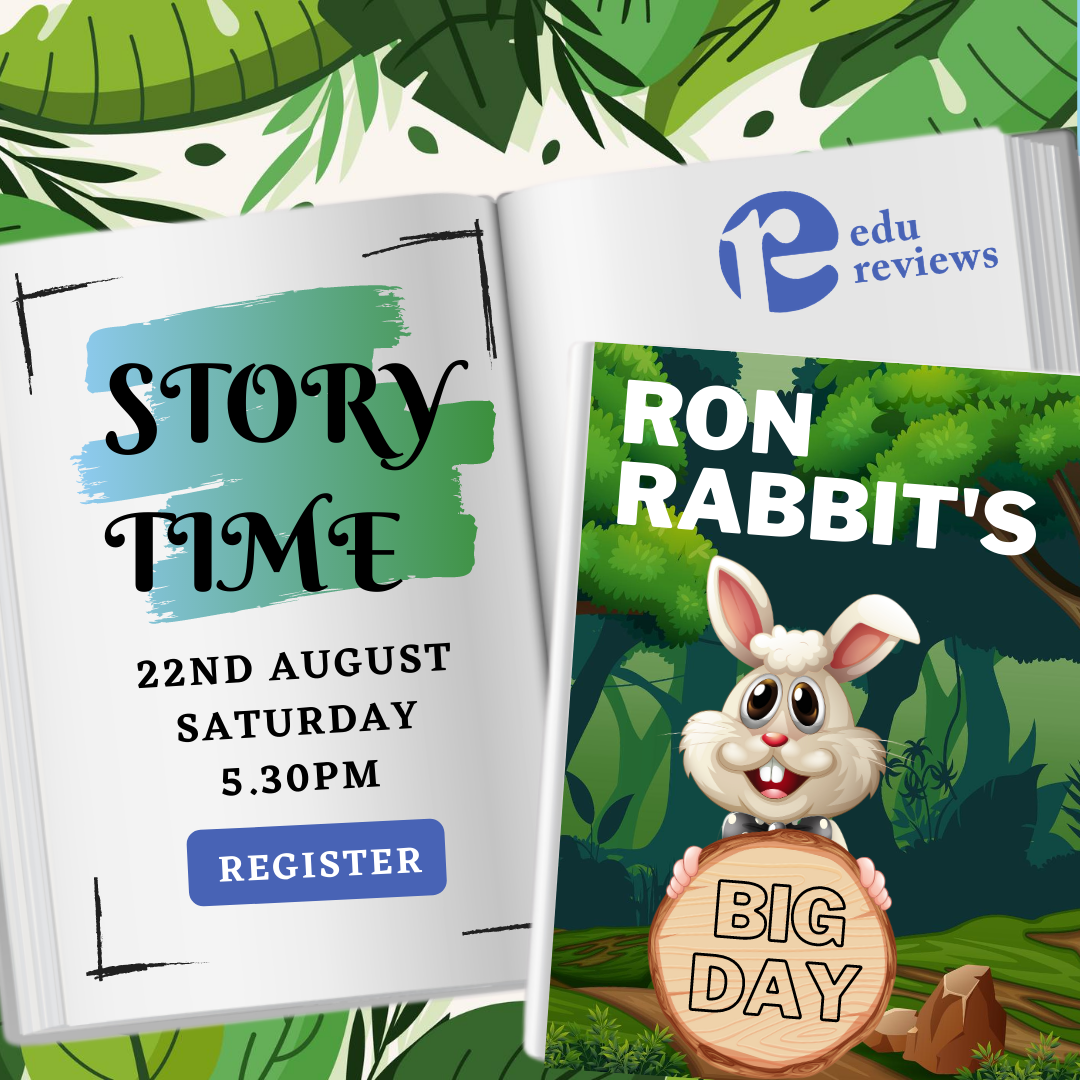 Story Time_Ron Rabbit Big Day