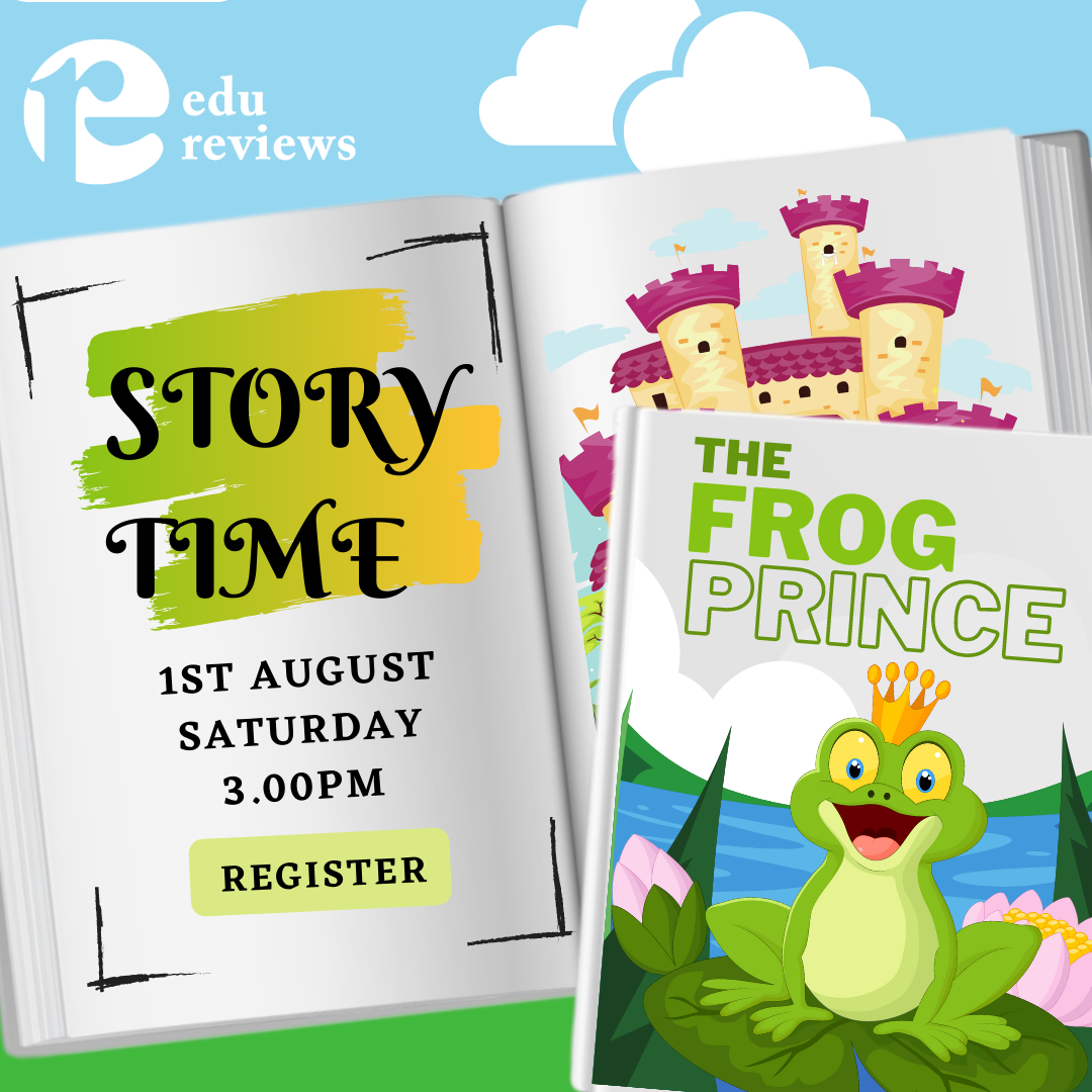 Story Time_The Frog Prince