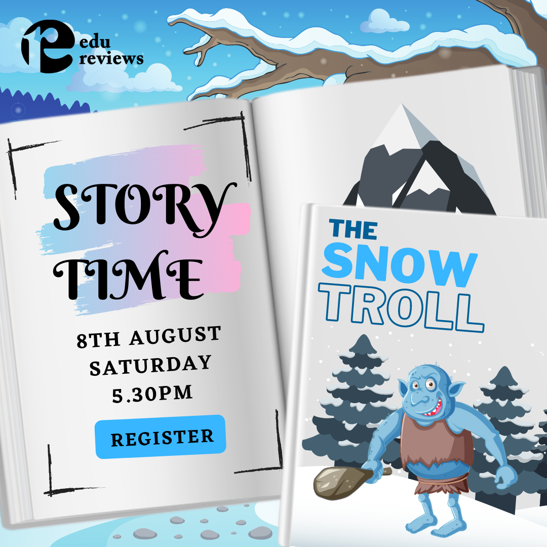 Story Time_The Snow Troll
