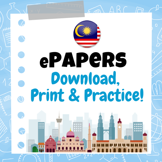 EduReviews ACE ePapers Malaysia Syllabus